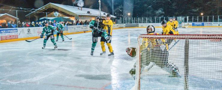 Eishockey: Überraschung zum Jubiläum