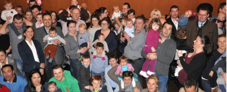 Familiengründung in stürmischen Zeiten