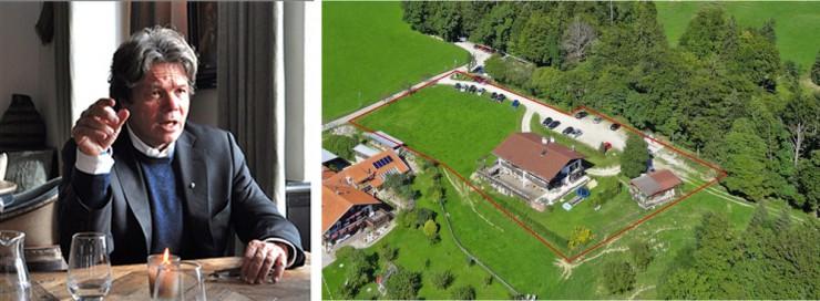 Michael Käfers Interesse am Tegernseer Almdorf bestätigt
