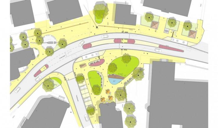 So ist der aktuelle Planungsstand der Umgestaltung am Lindenplatz