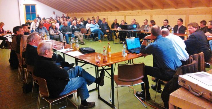 """Gemeinde will sich an den Bund wenden, um weiterhin im vordringlichen Bedarf"""" des BVWP zu bleiben."""