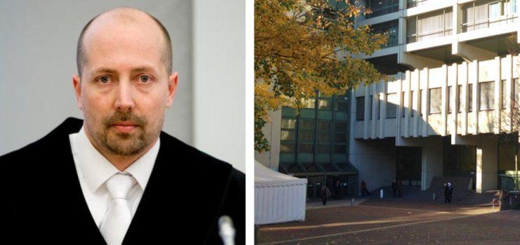 Richter Achim von Engel ermittelt am Müncher Landgericht in diesem Fall