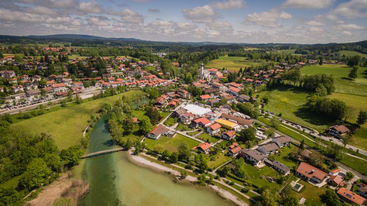 Die nördlichste Talgemeinde ist touristisch ein Entwicklungsland.
