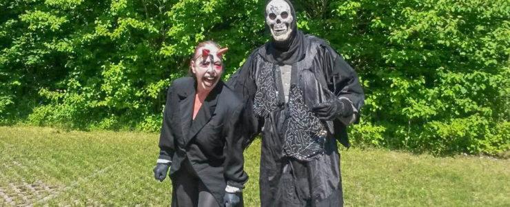 Tod und Teufel am Tegernsee