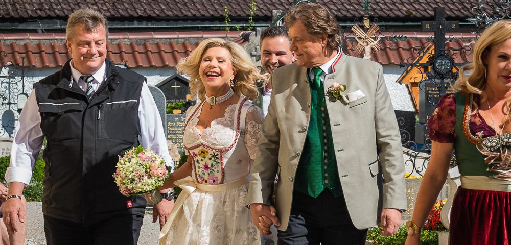 Hochzeit Marianne Und Michael Tegernseerstimme
