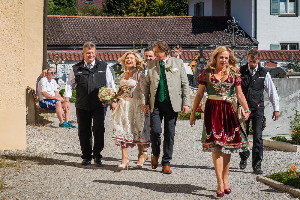 Hochzeit Marianne Und Michael Wf85033 Tegernseerstimme