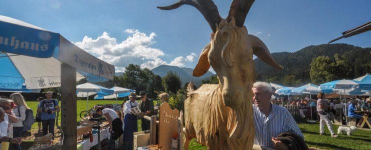 Besucher strömen zum Bauernherbst