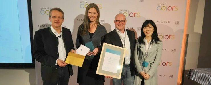 Gmund Award für aufgeklebtes Gold