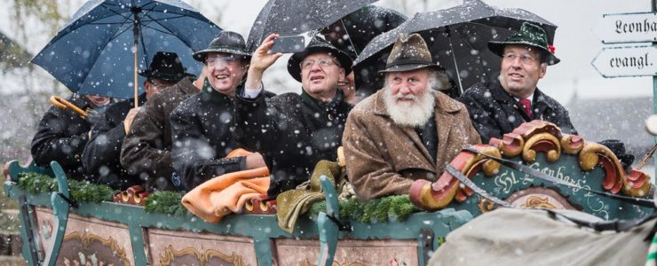 Leonhardi im Schnee