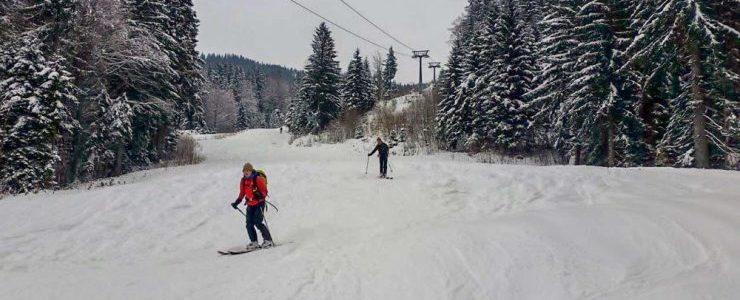 Ski-Opening für Ungeduldige