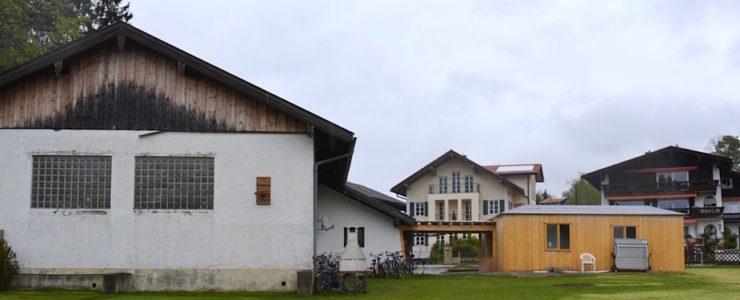 Gmunder Seeturnhalle wird abgerissen