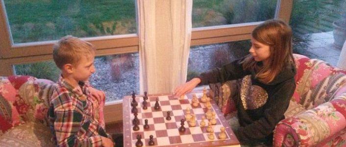 """Svenja im """"Spiel der Könige"""""""
