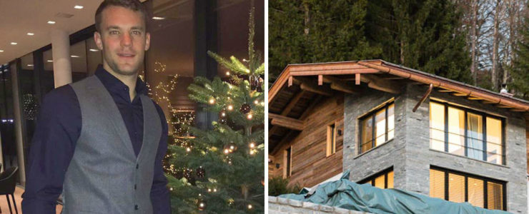 Neuers Weihnachten am Tegernsee
