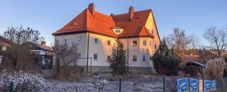 Gemeinde kauft Schaftlacher Bahnhaus