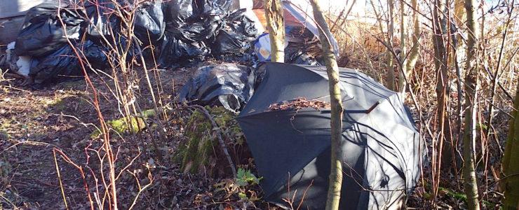 Neuer Ärger um illegalen Müll in Rottach