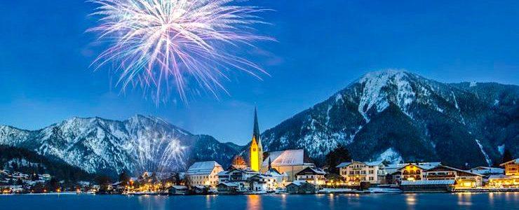 Feuerwerk ja – aber leise