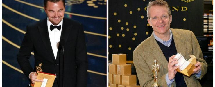 Keine Oscar-Kuverts mehr aus Gmund