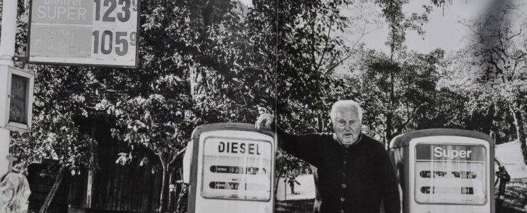 Diesel. Huber. Super.