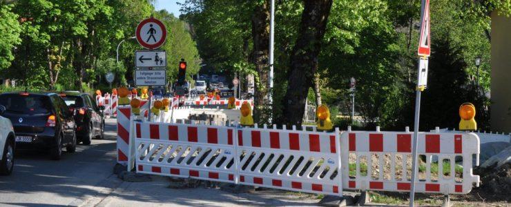 Breitenbach-Brücke verzögert sich