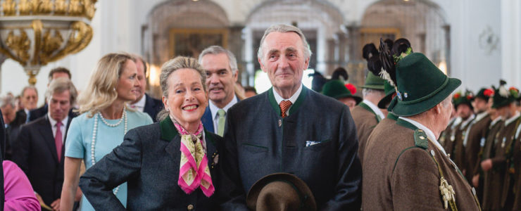 Herzog Max feiert 80. Geburtstag