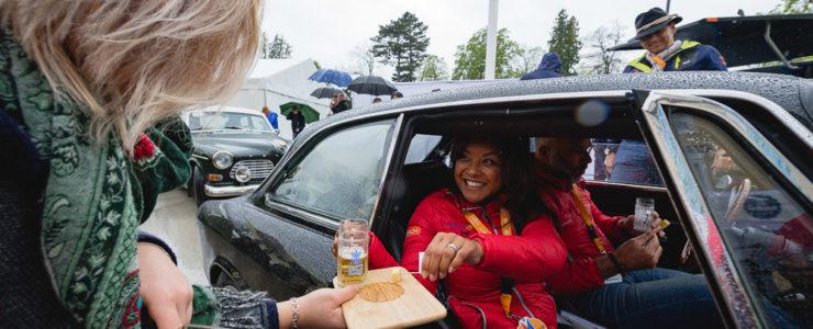 Käse, Bier und coole Autos