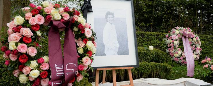 Sônia Bogner in Gmund beigesetzt