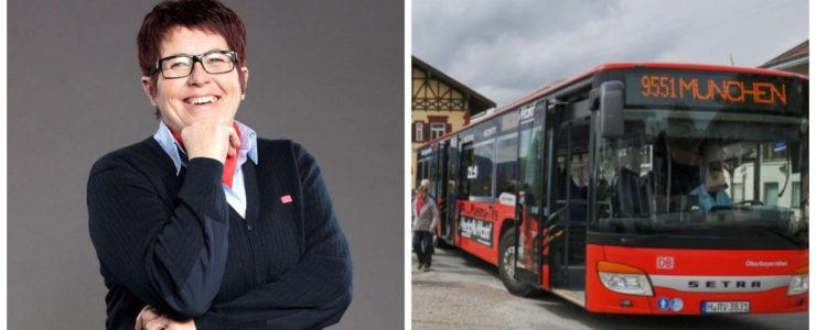Einmal Tegernseer Busmodel und zurück