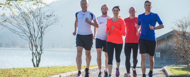 Ist der Morgenlauf der beste Lauf?