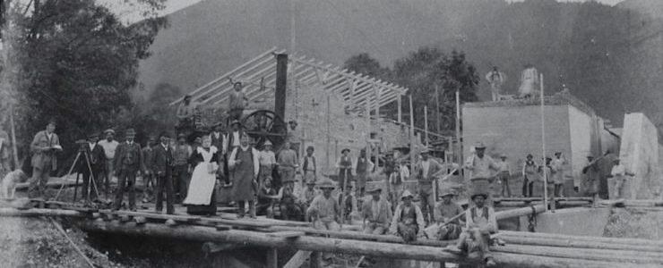 Die Geschichte des Tals in einem Bild