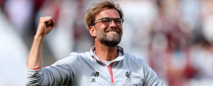 Kloppo und den FC Liverpool erleben