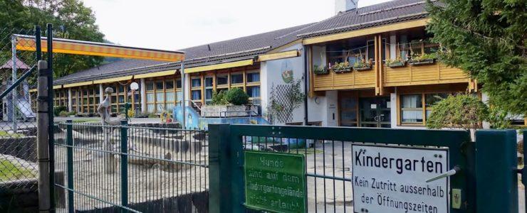 Kindergarten soll keinen Urlaub machen