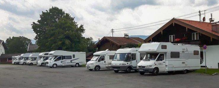 Wohnmobil-Verbot bleibt bestehen
