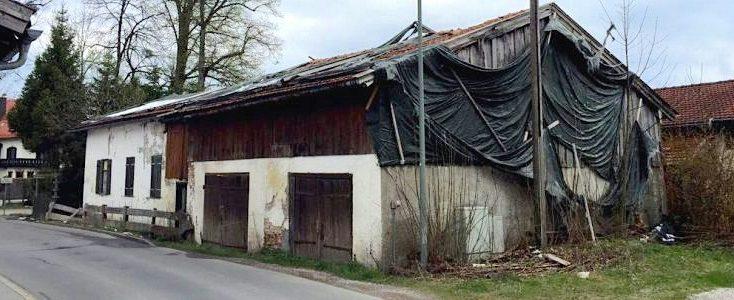 Kohlers alter Tanzsaal kommt weg