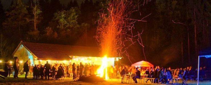 Hoppebräu-Fest auf der Alm