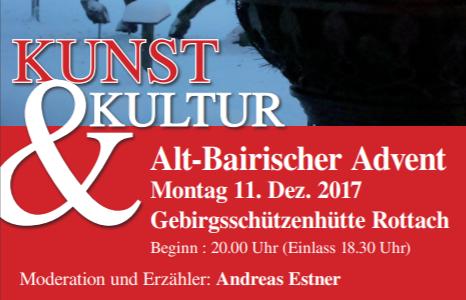 """Alt-Bairischer Advent"""