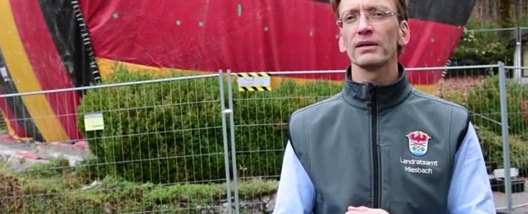 Landratsamt erklärt Begasung in Kreuther Flüchtlingsunterkunft