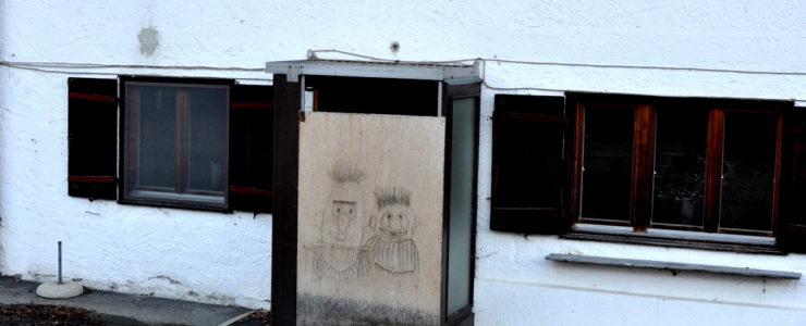 Asyl-Sozialhäuser für Ostin?