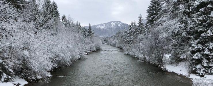 Winter im Tal – und kein Ende
