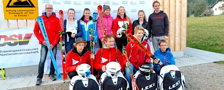 """Vicky"" unterstützt Skijugend im Tal"