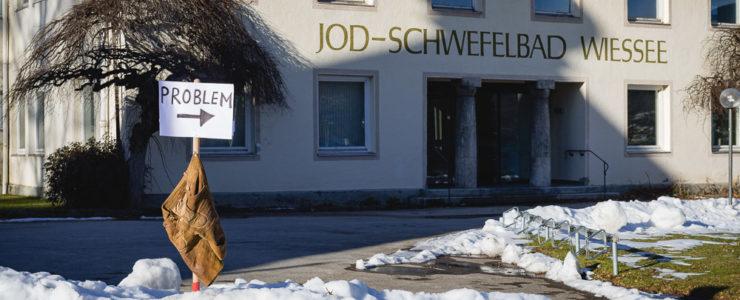 Das Schweizer Spiel auf Zeit in Bad Wiessee