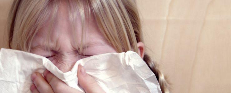 Grippewelle im Tal angekommen