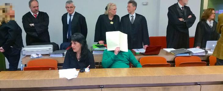 Mutmaßliche Erbschleicher vor Gericht