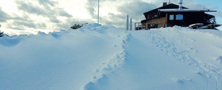Winterzauber trotz Sturmtief