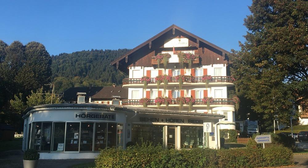 Hotel Ritter Gibt Auf Tegernseerstimme
