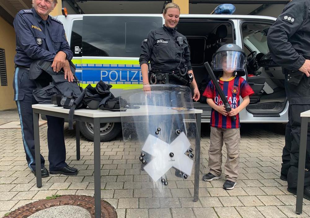 Tag Der Offenen Tür Polizei Nürnberg