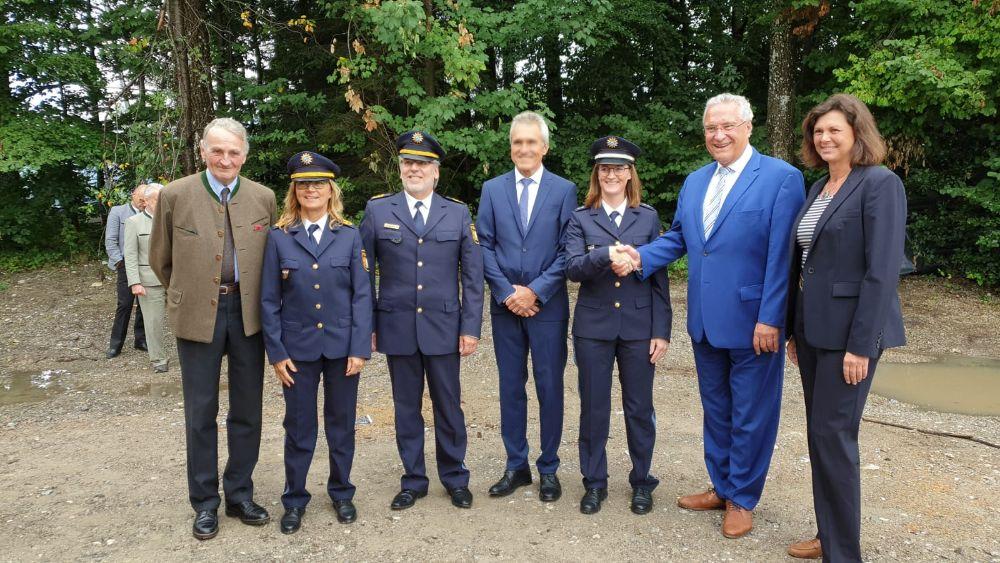 Polizei Bad WieГџee
