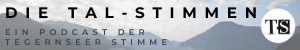 Banner Podcast Tal Stimmen